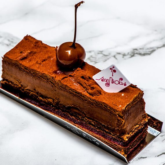 Photo HD Pâtisserie San Nicolas Bordeaux gateau_chocolat