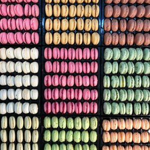 Macarons d'exception by Cyril